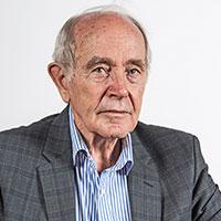 Judge Johann Kriegler